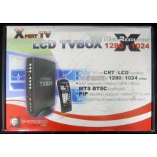 Внешний TV tuner KWorld V-Stream Xpert TV LCD TV BOX VS-TV1531R (Махачкала)