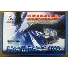Кулер для видео-карты GlacialTech NorthPole 1000 (Махачкала)