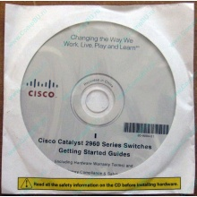 85-5777-01 Cisco Catalyst 2960 Series Switches Getting Started Guides CD (80-9004-01) - Махачкала