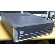 Лежачий четырехядерный компьютер Intel Core 2 Quad Q8400 (4x2.66GHz) /2Gb DDR3 /250Gb /ATX 250W Slim Desktop (Махачкала)
