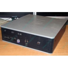 Четырёхядерный Б/У компьютер HP Compaq 5800 (Intel Core 2 Quad Q6600 (4x2.4GHz) /4Gb /250Gb /ATX 240W Desktop) - Махачкала