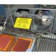 Прозрачная пластиковая крышка HP 337267-001 для подачи воздуха к CPU в ML370 G4 (Махачкала)