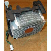 Кулер для процессоров socket 478 с медным сердечником внутри алюминиевого радиатора Б/У (Махачкала)