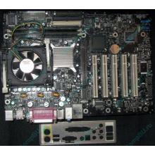 Материнская плата Intel D845PEBT2 (FireWire) с процессором Intel Pentium-4 2.4GHz s.478 и памятью 512Mb DDR1 Б/У (Махачкала)