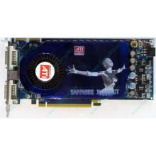 Б/У видеокарта 256Mb ATI Radeon X1950 GT PCI-E Saphhire (Махачкала)