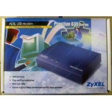 Внешний ADSL модем ZyXEL Prestige 630 EE (USB) - Махачкала